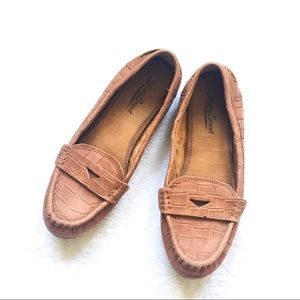 Lucky Brand Feverton Leather Loafers